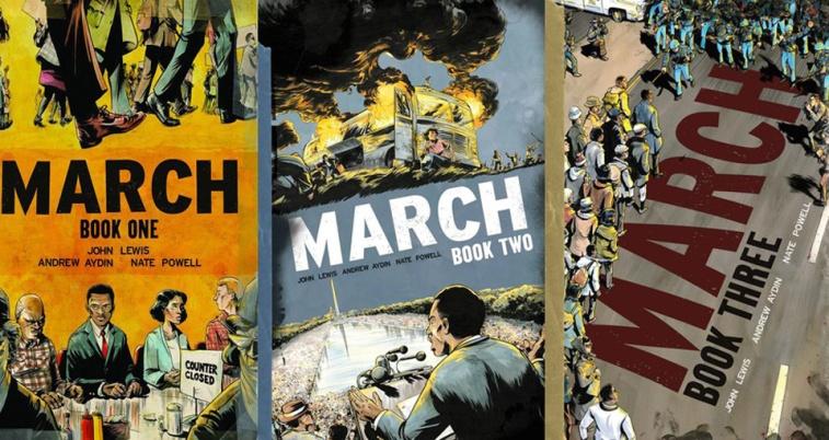March Triptych
